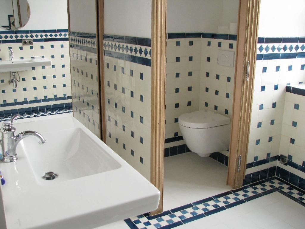 Salle De Bain Replique Musee Camondo Paris Ceramiques Du