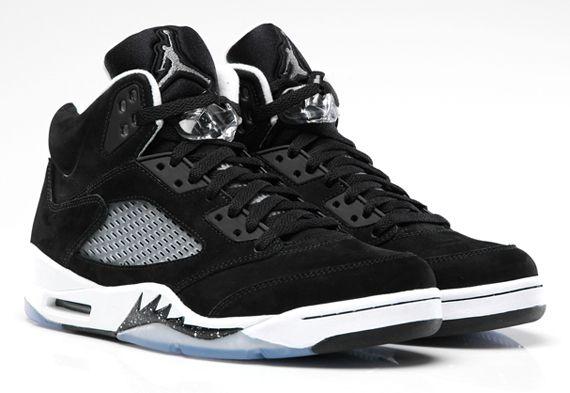 Air Jordan 5 Oreo Official Images Sneakernews Com Sneakers Men Fashion Air Jordans Retro Air Jordans