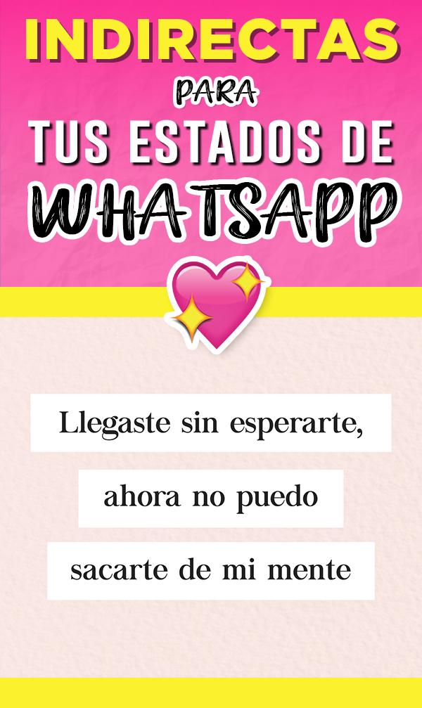 21 Frases De Amor Para Poner De Estado En Whatsapp Frases Love Frases Bonitas Estados Para Whatsapp