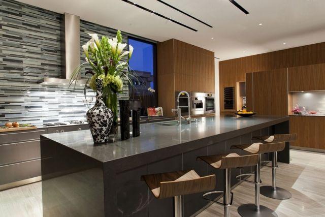 #Küche 111 Ideen Für Design Küche Mit Kochinsel U2013 Funktionale Eleganz #111 # Ideen