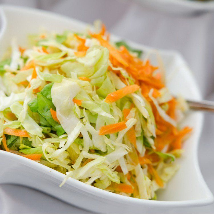 طريقة عمل سلطة الملفوف بدون مايونيز السلطات Coleslaw Recipe Coleslaw Cabbage Salad