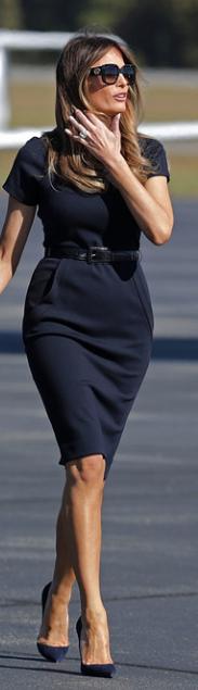 First Lady Melania Trump