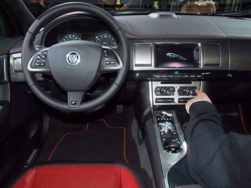 2012 Jag Xfr Interior Jaguar Xf Jaguar Gear Stick