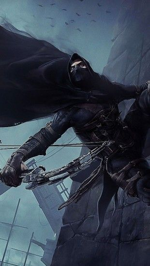 Thief Video Game 2014 Iphone 5 Wallpaper Download Link