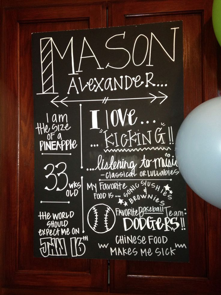Baby Shower Chalkboard Signs Bing Images Baby Shower Pinterest