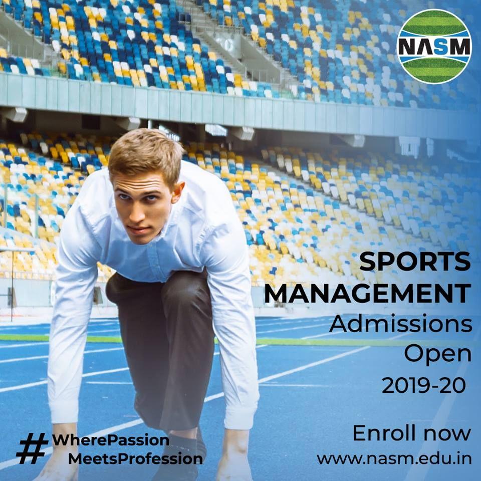 Sporst Management Admissions Sport management, Fun