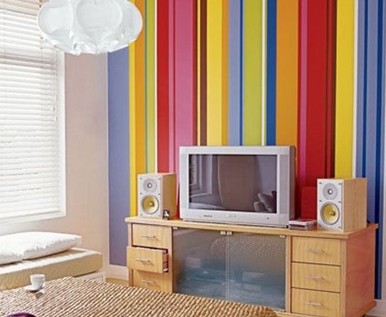 No plans for this weekend? Why not create an accent wall? http://www.rewards4mom.com/ten-weekend-diy-projects/