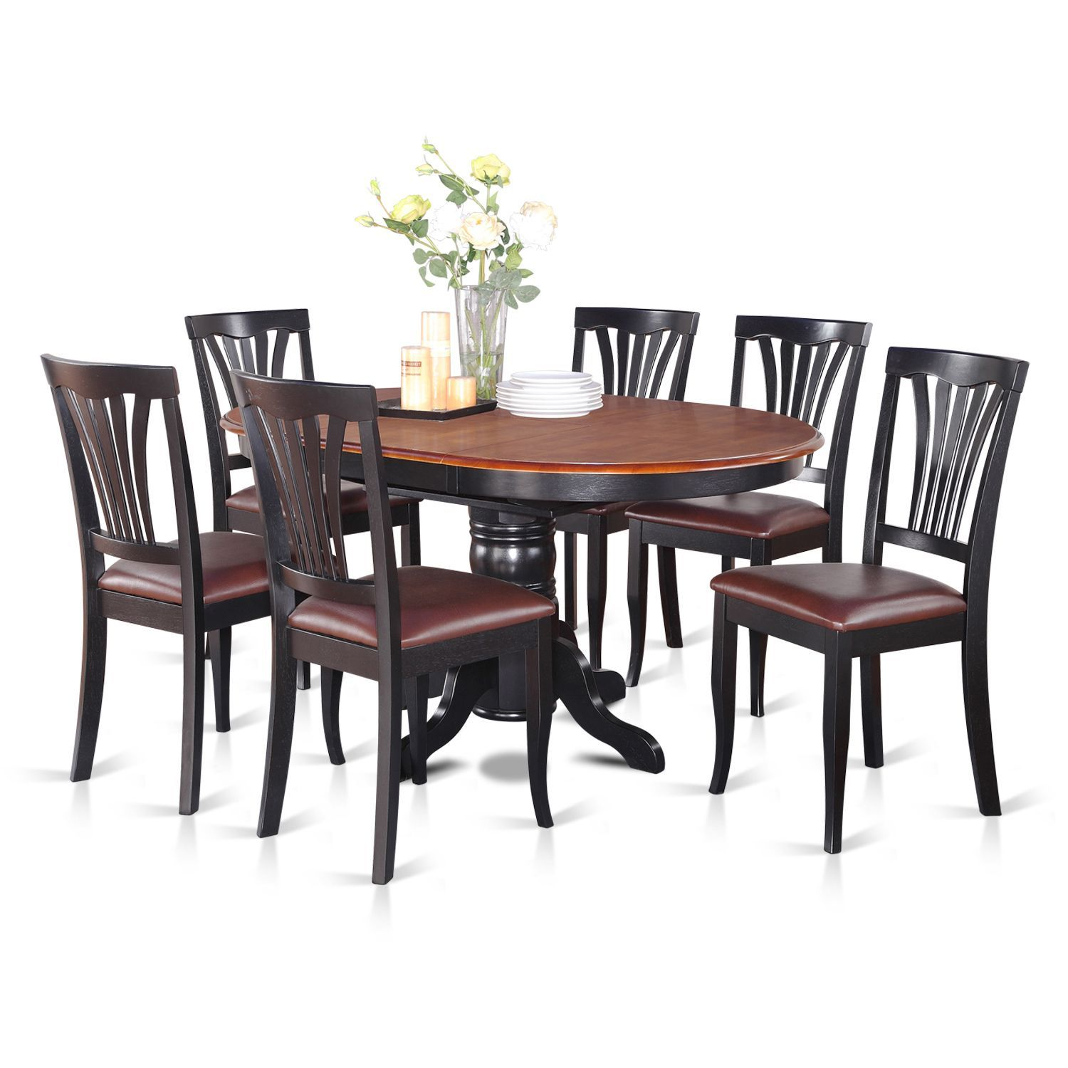Overstock Com Online Shopping Bedding Furniture Electronics Jewelry Clothing More Oval Table Dining Round Wooden Dining Table Wooden Dining Chairs