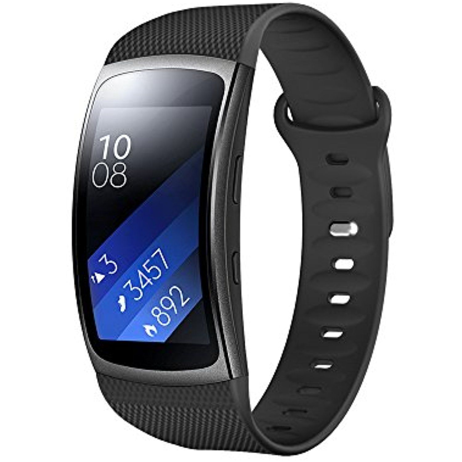 Samsung Gear Fit2 Fit2 Pro Bands Simpeak Silicone Replacement Band Strap For Samsung Gear Fit 2 And Fi Samsung Gear Fit 2 Samsung Gear Fit Activity Monitors