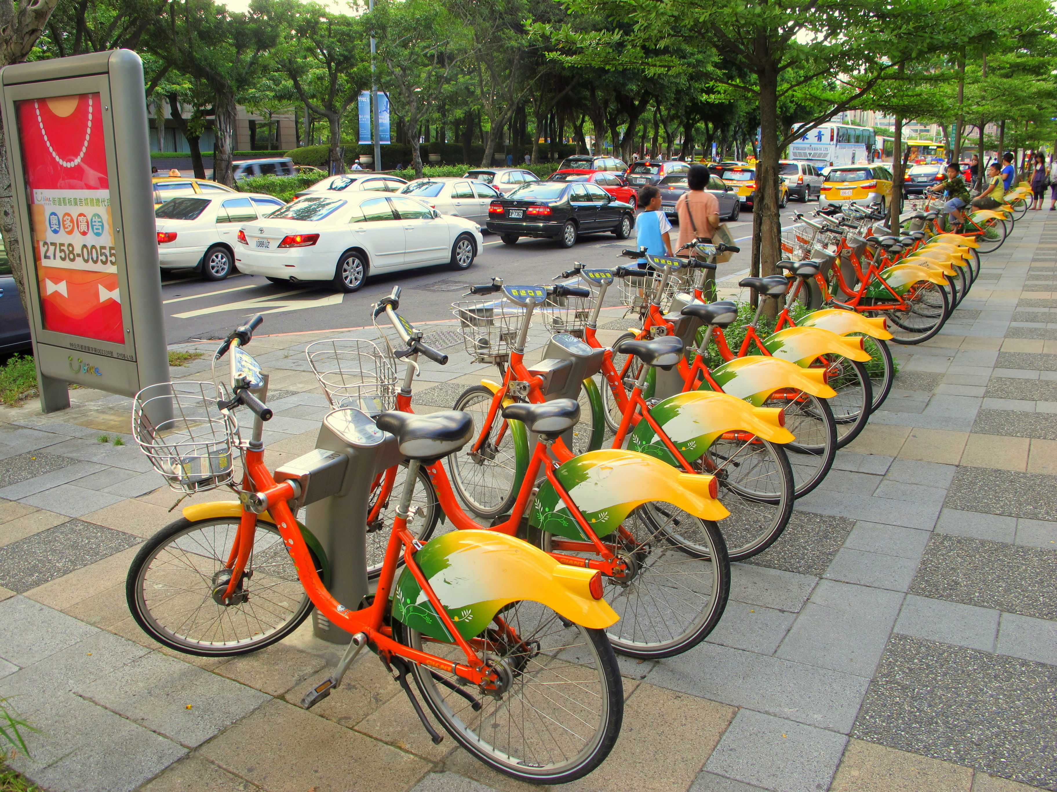 Taking Action Taiwan Goes Green With Bike Sharing They Began A