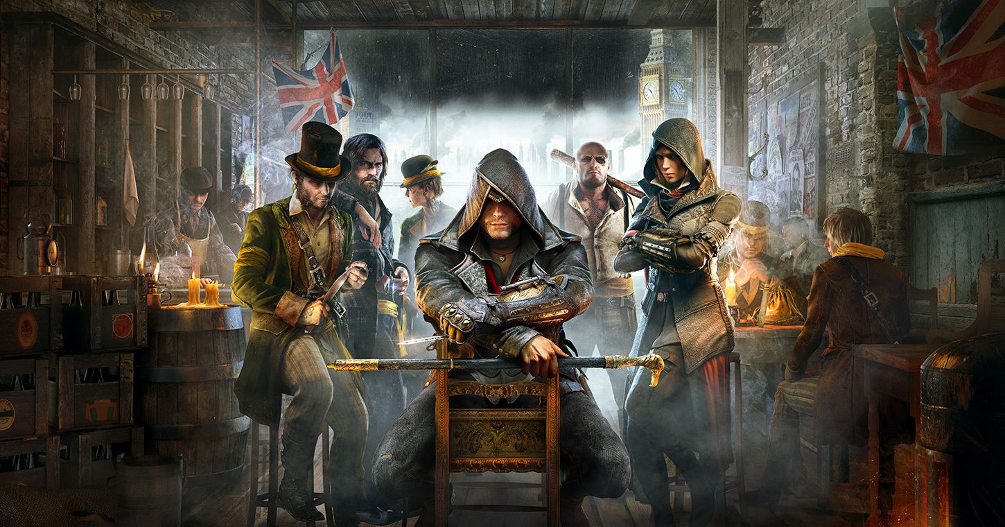 Help Improve Assassin's Creed Syndicate - http://wp.me/p67gP6-1q9
