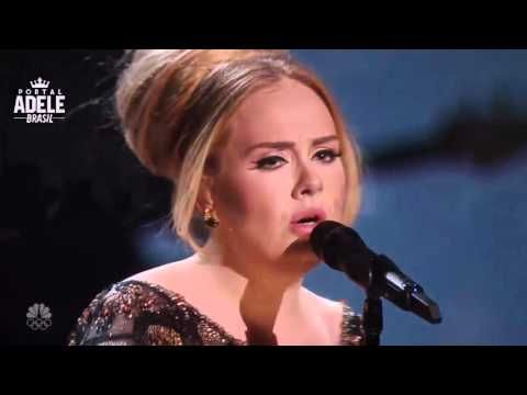 Adele One And Only Live In New York City Youtube Living In