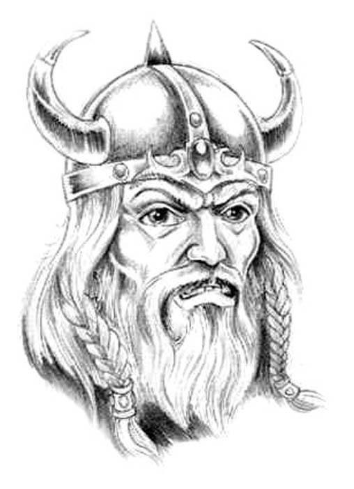 Pin by Kyle Stewart on tatoos | Viking tattoos, Viking ...