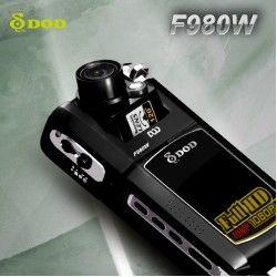 Видеорегистратор DOD F980W Full HD видео.