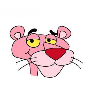 Rosaroten Panther