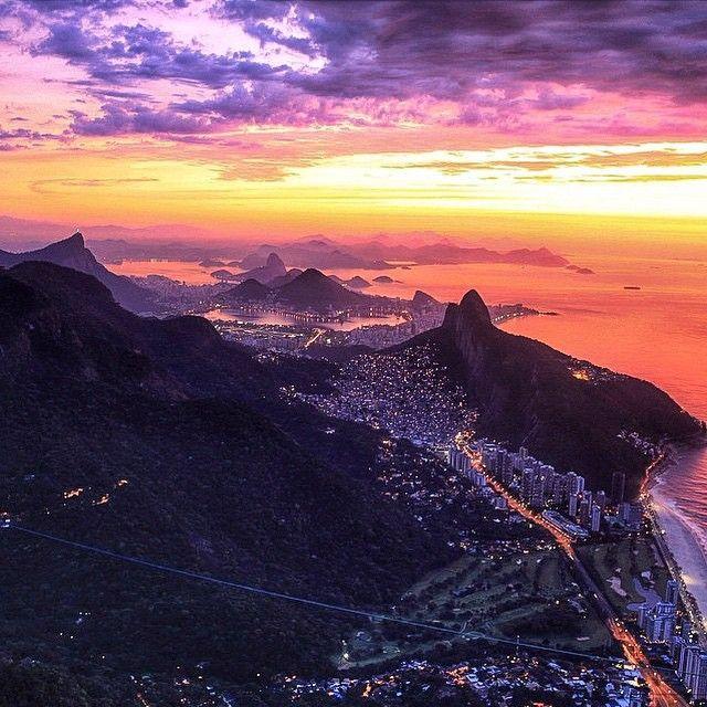 Pedra da Gávea summit - Rio de Janeiro - Brazil | Natural