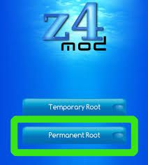 z4root pour android