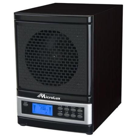 $160 Walmart MicroLux ML4000D Pro Air UV Purifier Hepa Carbon Ionic ML4000DBK