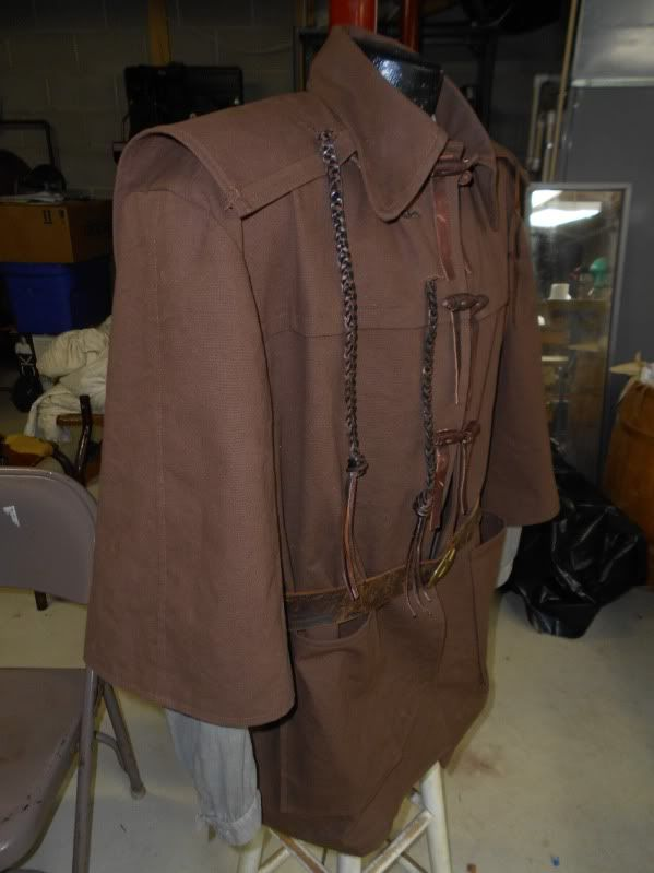 Outlaw Josey Wales jacket | Palamino Valley | Jackets