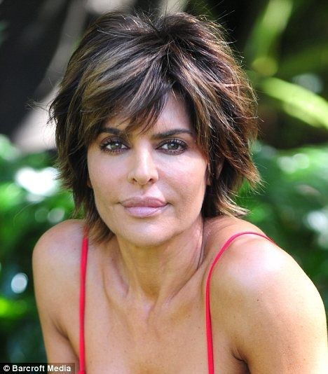 Egg white facelift and cinnamon lip-plumper: Lisa Rinna reveals the kitchen essentials that keep her looking young - and the science that proves they work