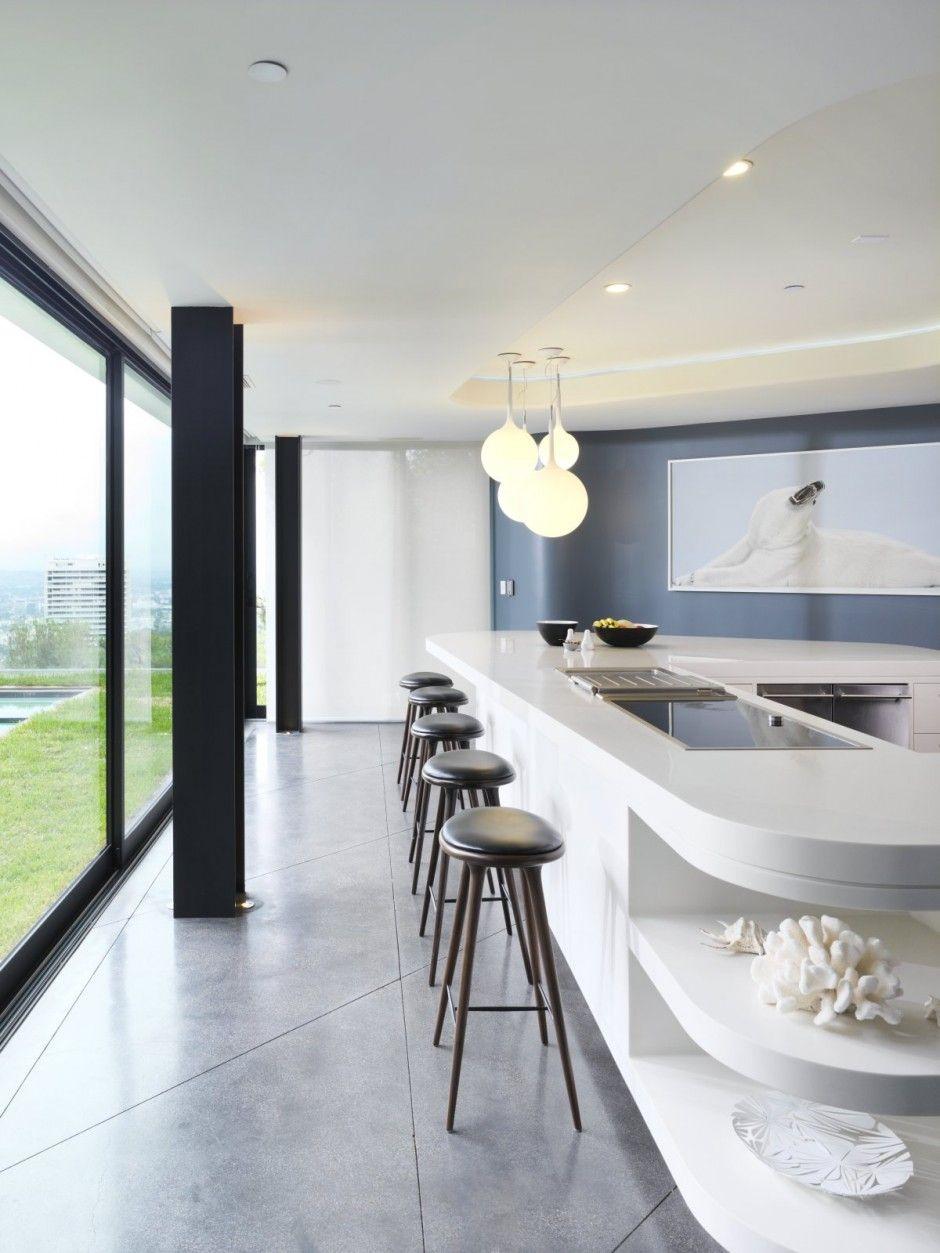 Küchendesign und farbe green greenberg green house by new theme  inspirationist  interior