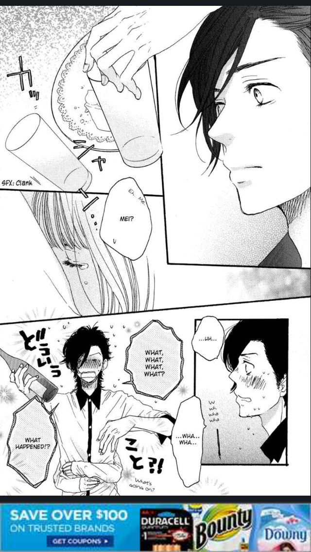 Pin by Nia Wright on Manga ^__^ | Say i love you