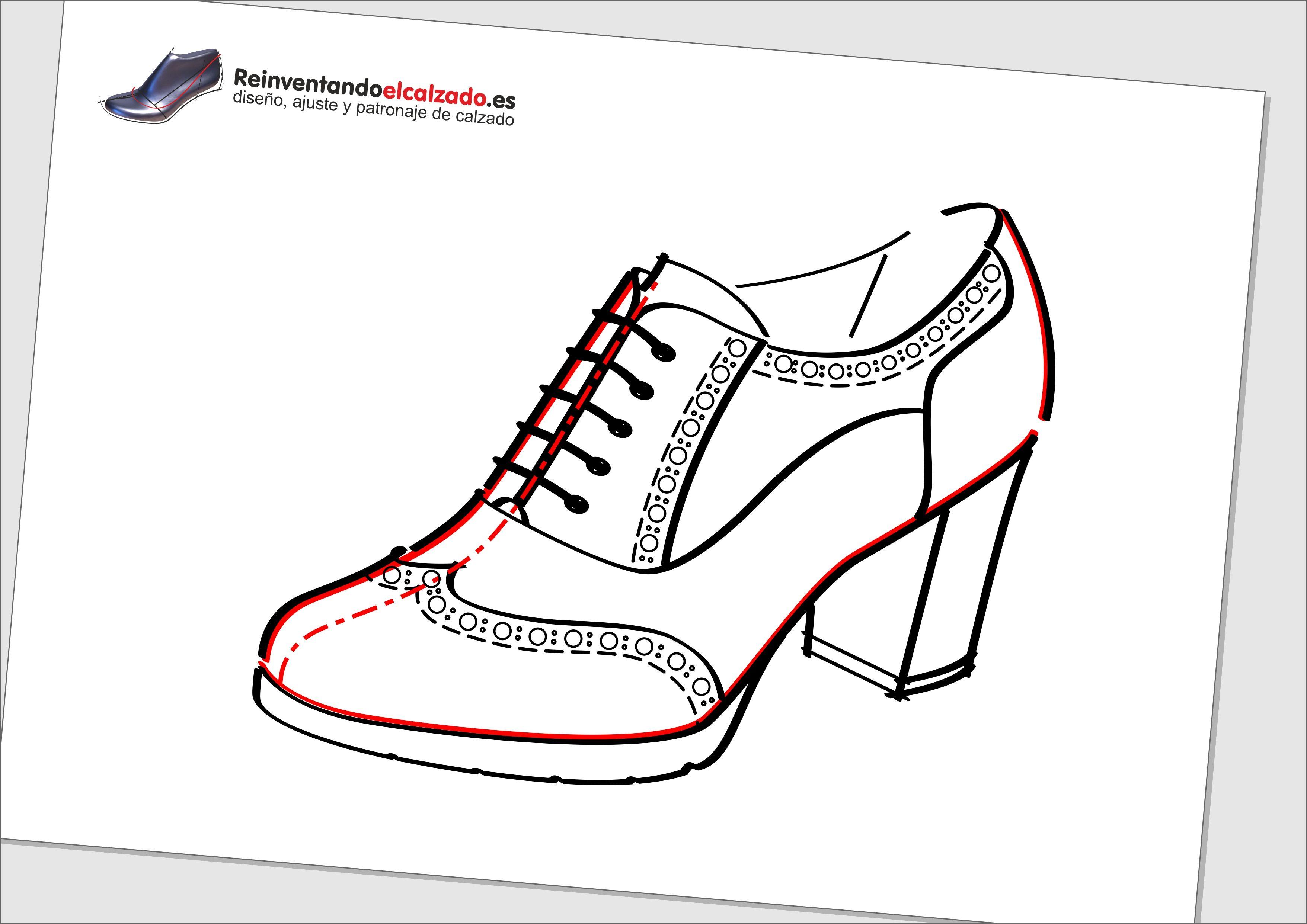 Diseño, ajuste y patronaje de calzado. Curso Online