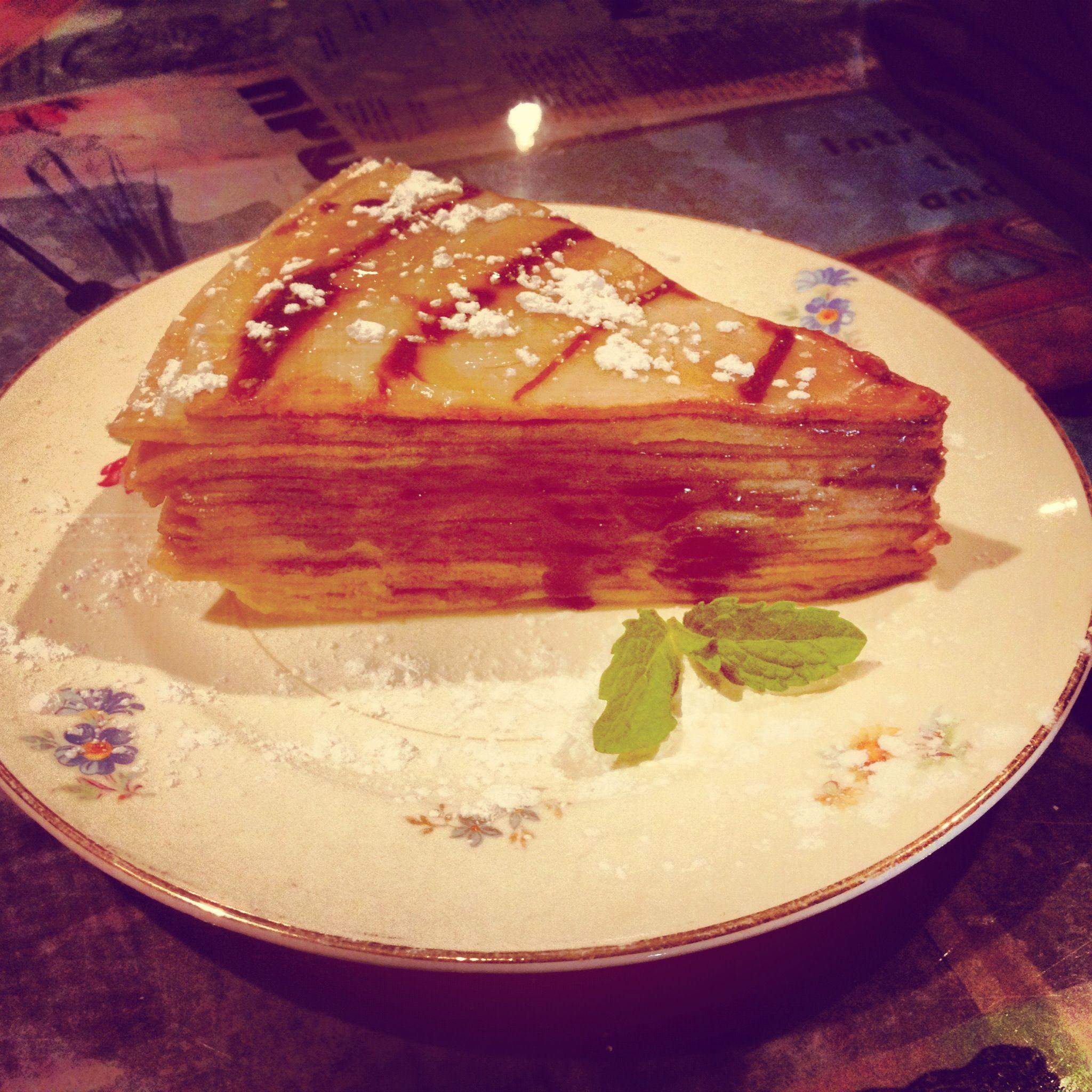 Blini Cake Dessert Crepes Russianhouse Food Desserts Breakfast