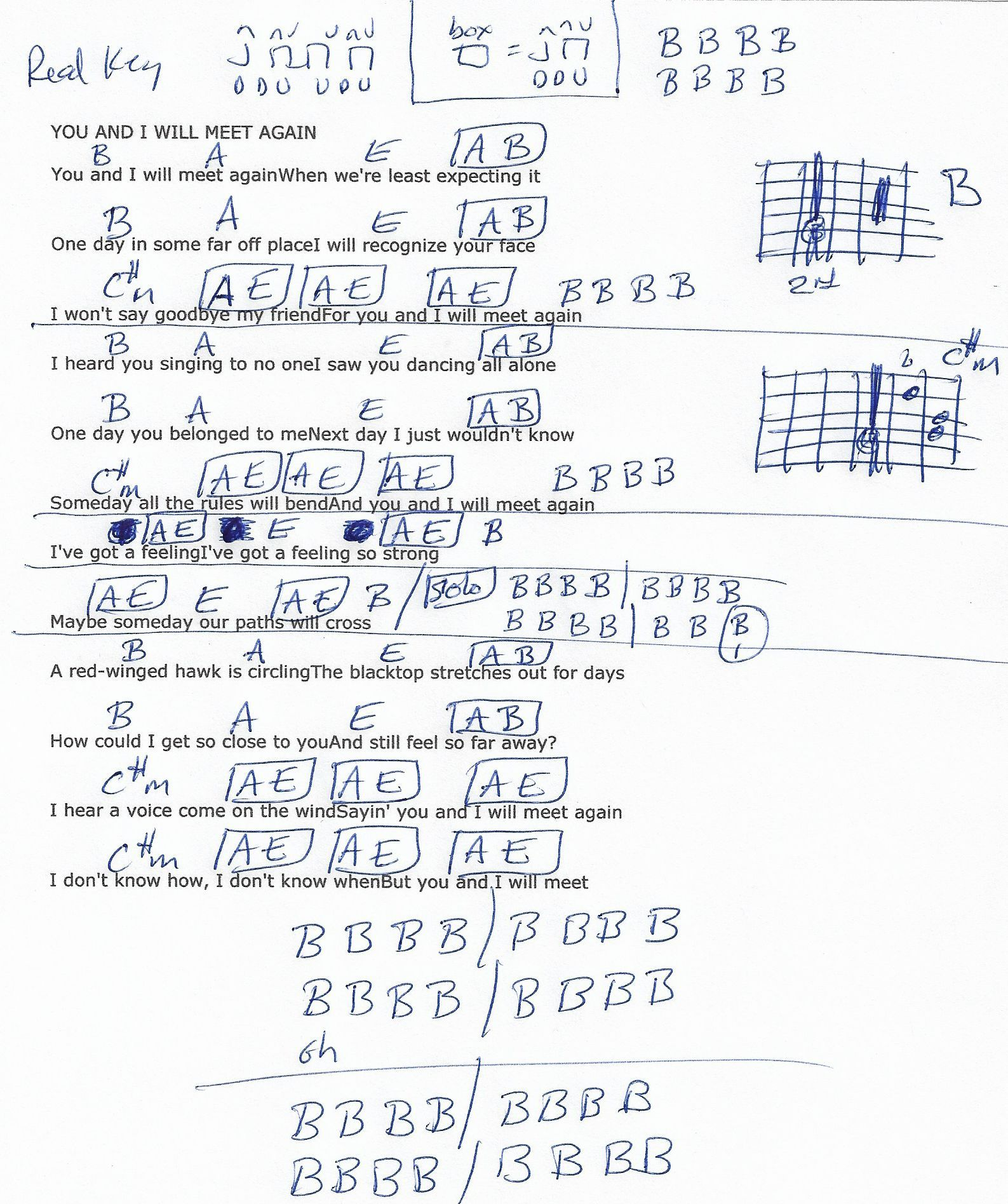 You and i will meet again tom petty guitar chord chart in e you and i will meet again tom petty guitar chord chart in e hexwebz Gallery