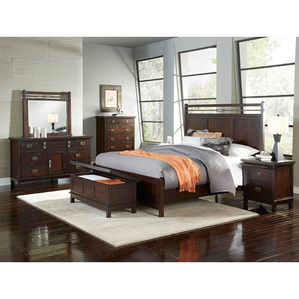 Built To Last, A Americau0027s Suncadia Bedroom Furniture Collection By Humble  Abode Is Made