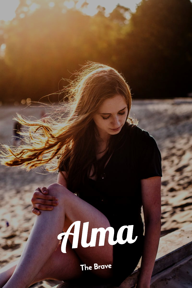Alma The Brave If You Are Looking For The Perfect Girl Names Then Visit Our Website And We Will Show You Over 300000 N Kinder Namen Baby Vornamen Vornamen