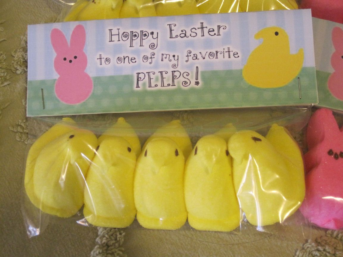 Easter goodie bags excuse to celebrate pinterest goodie easter goodie bags negle Image collections