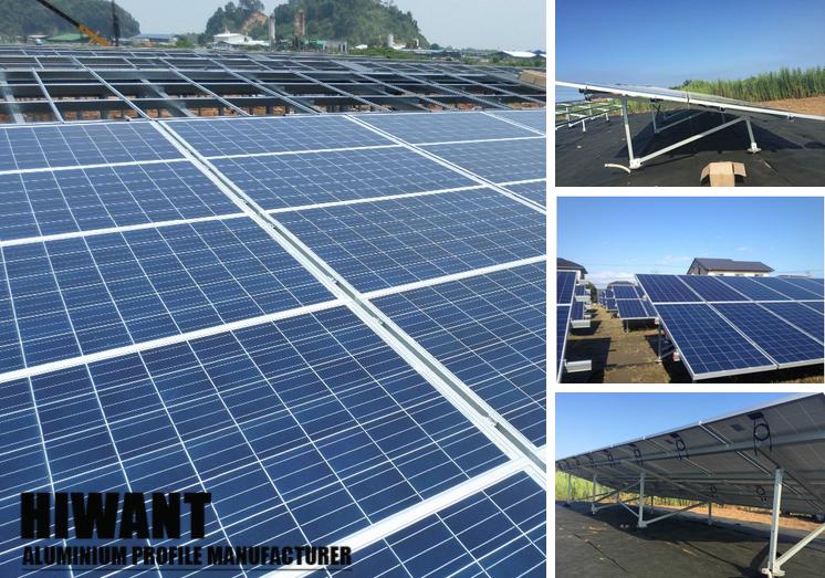 Solar Panel Rail End Clamp In 2020 Solar Panels Solar Mounting