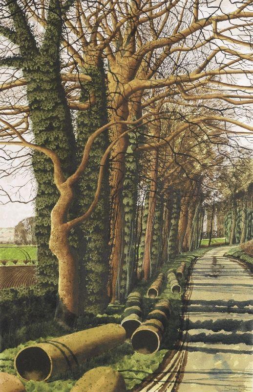 Simon Palmer | Green Lane