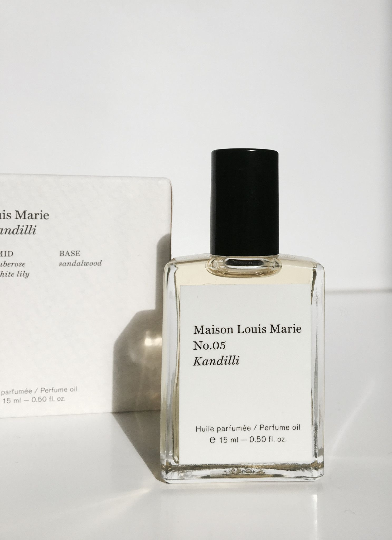 Sticker design · maison louis marie kandilli perfumed oil packaging paper packaging bottle packaging jewelry