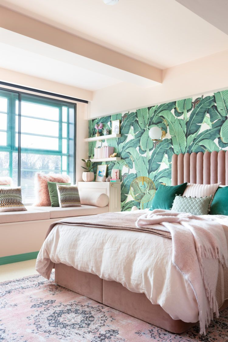 20 Photos That Will Prove Decorating With Pink And Green Is The