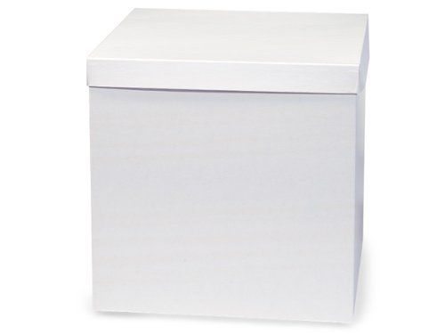 White Gloss Hi Wall 12x12x12 100 Recycled Giftware Box Base 1 Unit 50 Pack Per Unit Want Additional Info Click On The Image White Gloss Giftware Wall