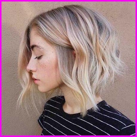 Bemerkenswerte Blonde Bob Frisuren Frisuren 2018 2019 In Bezug Auf