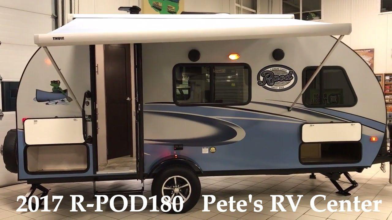 2017 Rpod 180 Travel Trailer 2886lbs Camper Rv Travel