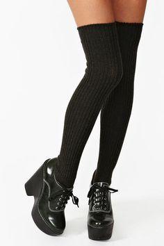 550097572ef knee high socks hot topic - Google Search