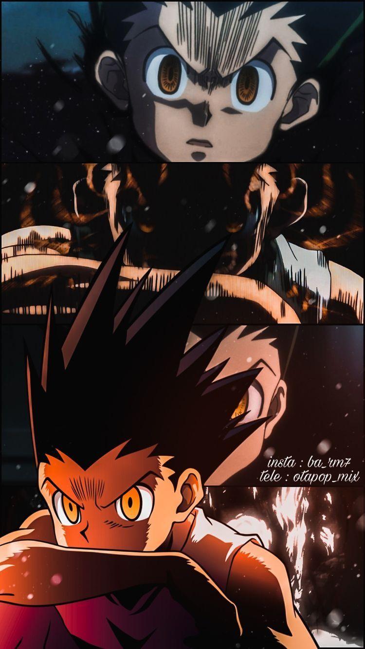 الاسطورة غون Hunter anime, Hunter x hunter, Anime fandom