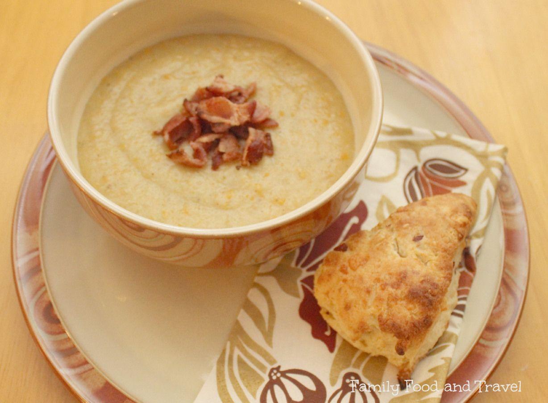 Potato Leek Soup - Family Food And Travel