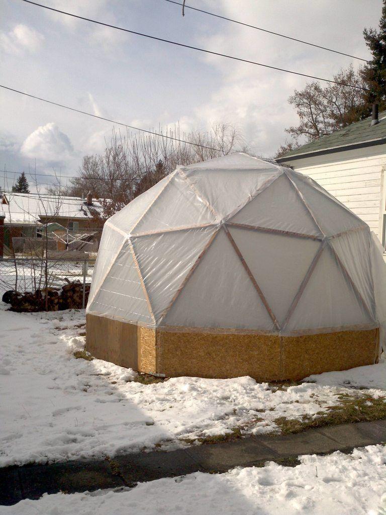 Dome greenhouse - Imgur