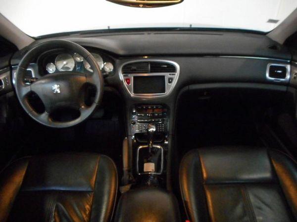 voiture peugeot 607 2 7 v6 hdi f line fap baa occasion diesel 2010 99101 km 12950. Black Bedroom Furniture Sets. Home Design Ideas