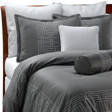 Argos Pewter Duvet Cover By Nicole Miller Just Got This As A