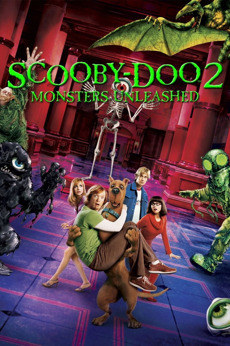 Stoned Male Feminist Reviews Scoo Doo 2 Monsters In The Amazing Scoobydoo 2 Monsters Unleashed In 2020 Full Movies Online Free Scooby Doo Scooby