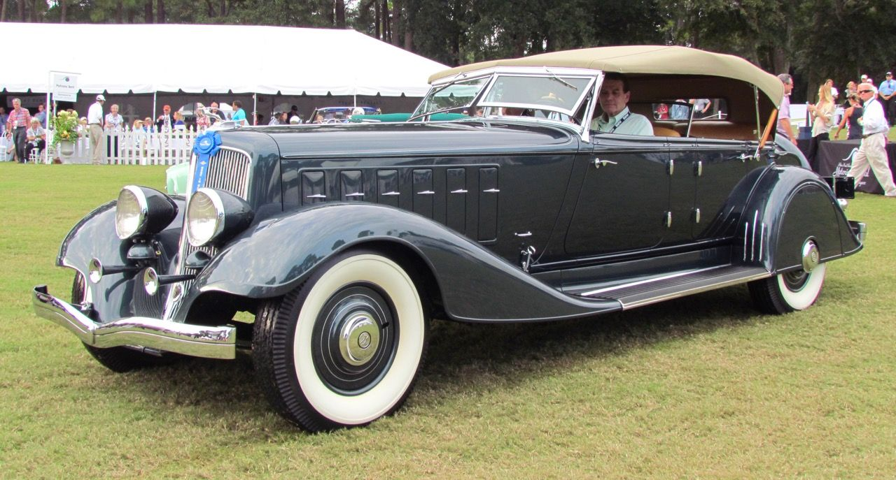The Cassinis Chrysler Wins Best Of Show On Hilton Head Island - Hilton head car show