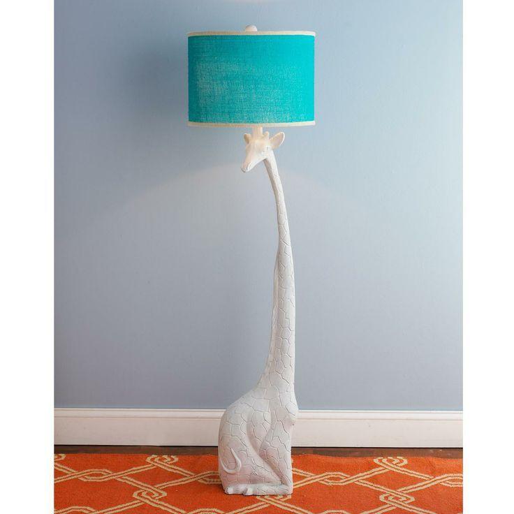 Bust Of A Turquoise Floor Lamp Enlightening Your Room Dramatically Nursery Floor Lamp Modern Floor Lamps Lamp
