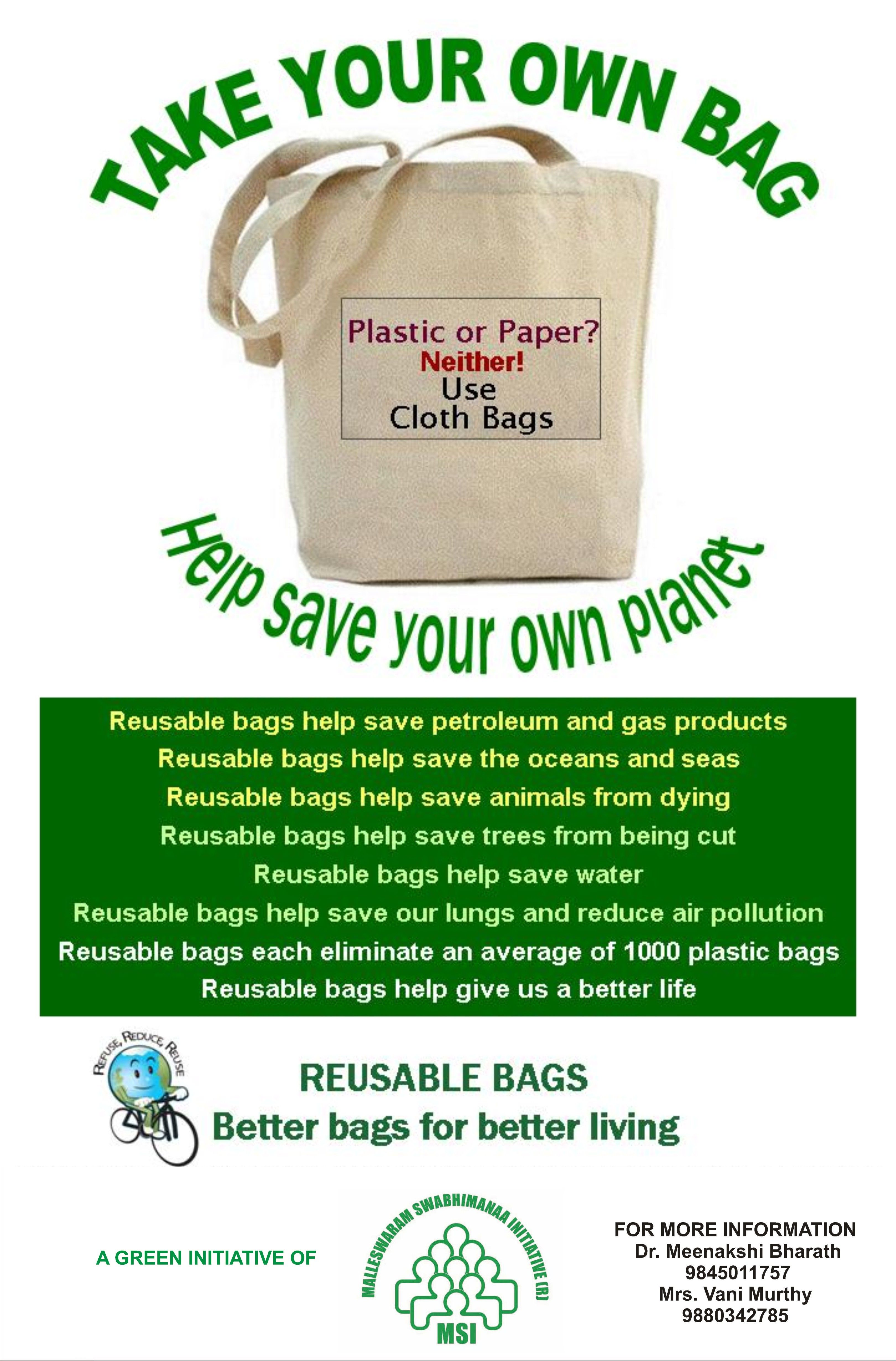 No To Plastic Bags Poster Google Search Amazing Board