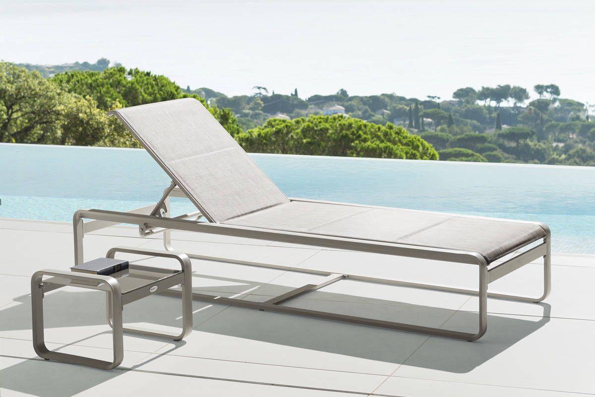 TRANSAT ABSOLU Hespéride | Mobilier jardin, Chaise exterieur ...